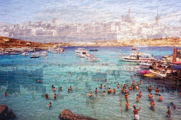 Malta, (Valletta e the Blu Lagoon) 2013 copy