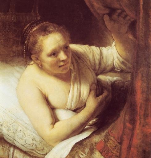 RembrandtHendrickje