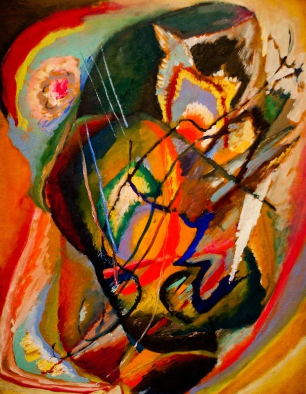 Candy for Kandinsky