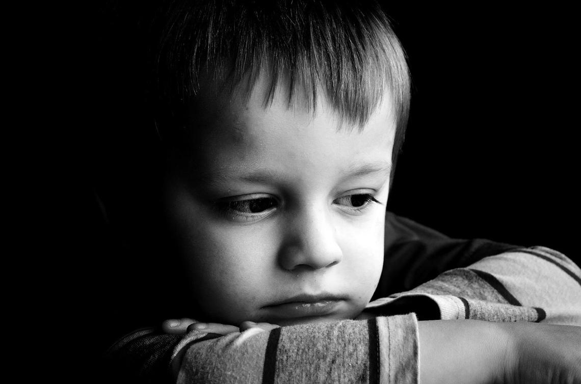 segnali di disagio nel bambino