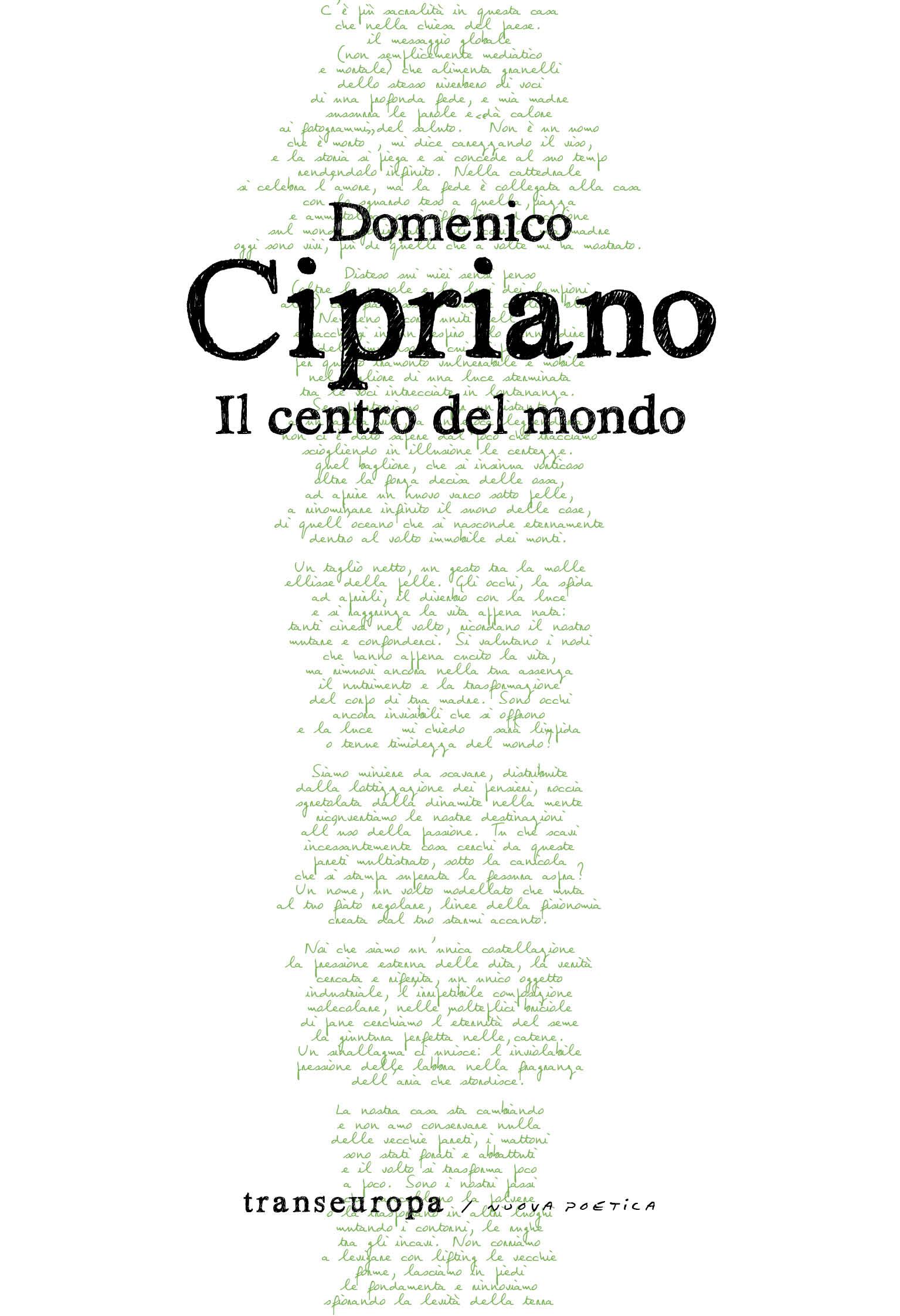 Il centro del mondo – Domenico Cipriano