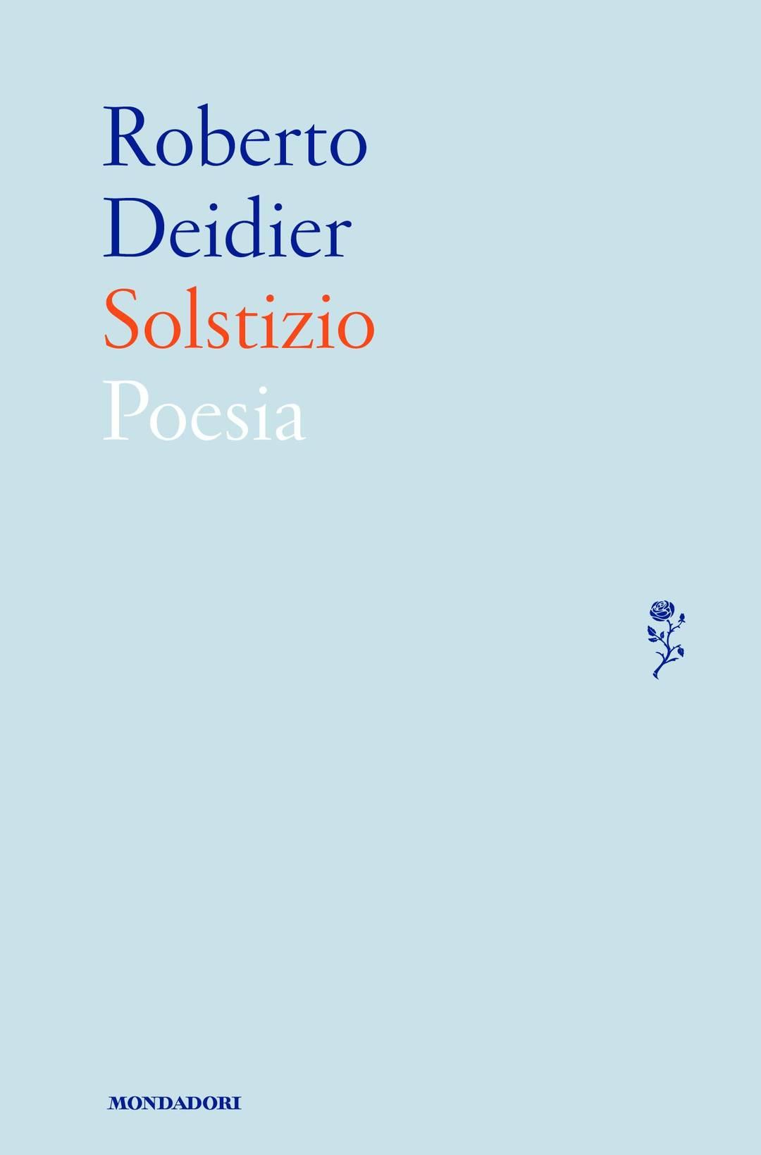 Solstizio – Roberto Deidier