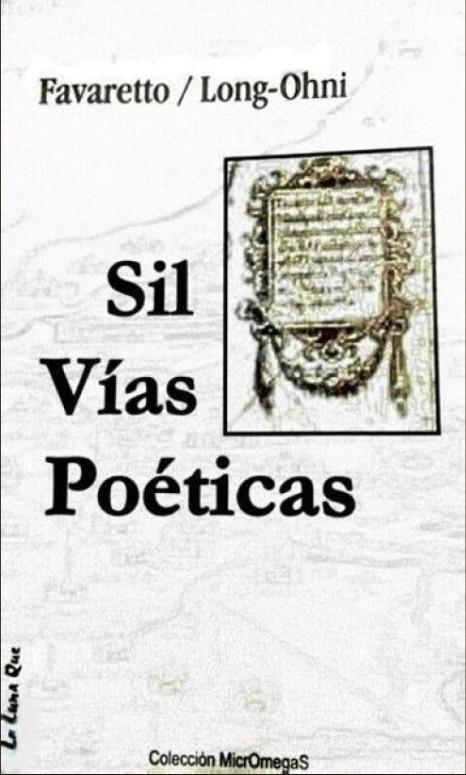 Sil vías poéticas – Silvia Favaretto